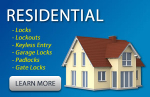 Residential Parkville locksmith